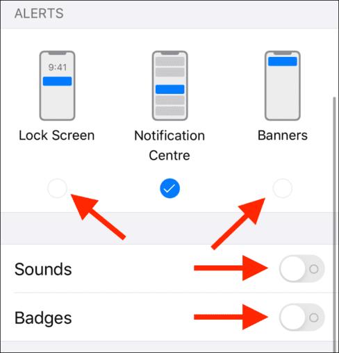Cách làm chủ Quản lý Thông báo các ứng dụng trên iPhone 11