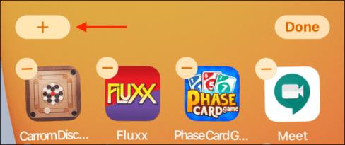 Cách thêm và xoá widgets trên màn hình iPhone 31