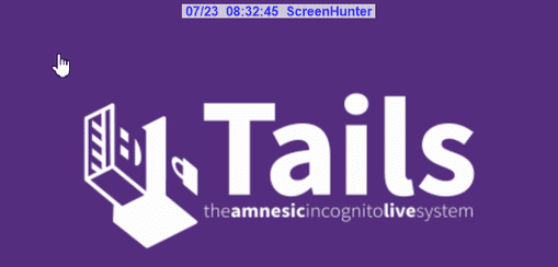 tails os hệ điều hành ẩn danh