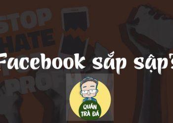 facebook co bi sap khi bi tay chay