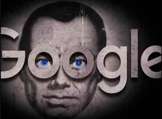 Google đã xây dựng hồ sơ công dân trên Internet