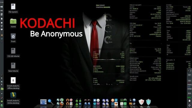 he dieu hanh an danh cho hacker