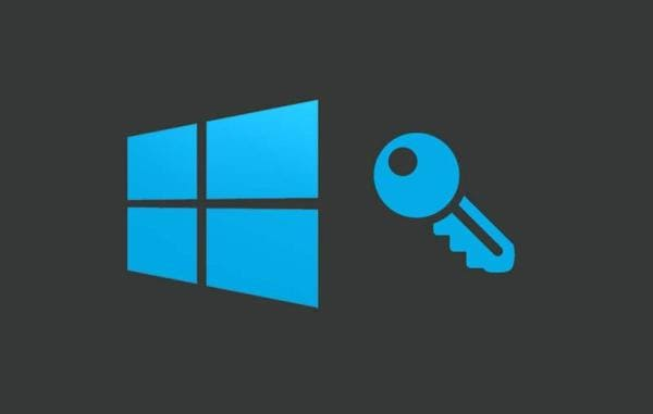 remove password windows