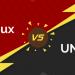 so sanh su khac nhau linux va unix