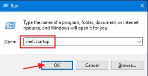 Cách đăng nhập và tự động chạy phần mềm trên Windows
