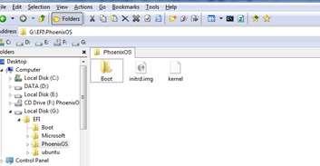 Hướng dẫn cài Hệ điều hành Phoenix Os ROC song song Windows 54