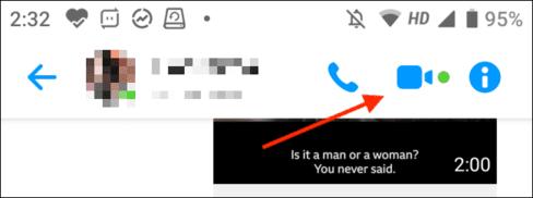 xem màn hình điện thoại người khác bằng messenger