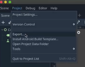 [Godot Engine] Export sang Windows, Linux, MacOS, Android 24
