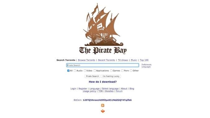 10 trang web Torrent hay nhất năm hiện nay - 100% còn hoạt động 10