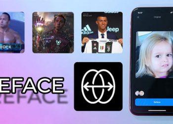 Cách ghép mặt vào nhân vật trong video với Reface 1