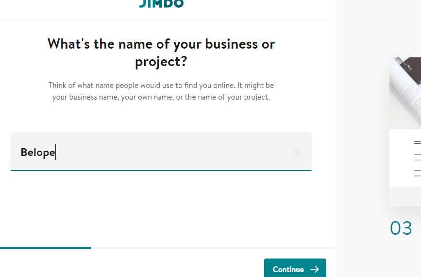 đăng ký domain .com miễn phí jimbo