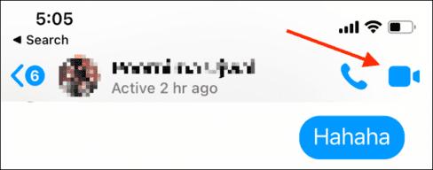Cách chia sẻ màn hình của bạn trên Messenger cho iPhone