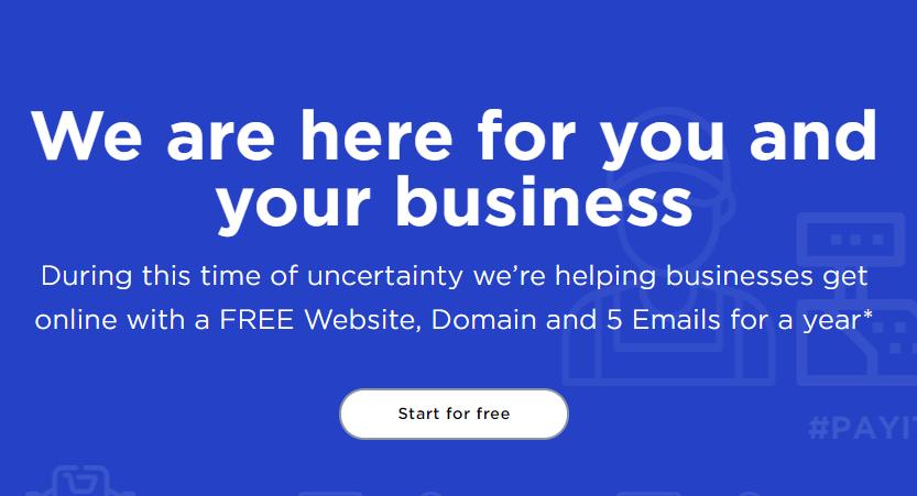 Đăng Ký Domain .COM . NET .ORG Free 1 Năm Với Giá 0đ Của Yahoo Small Business 52