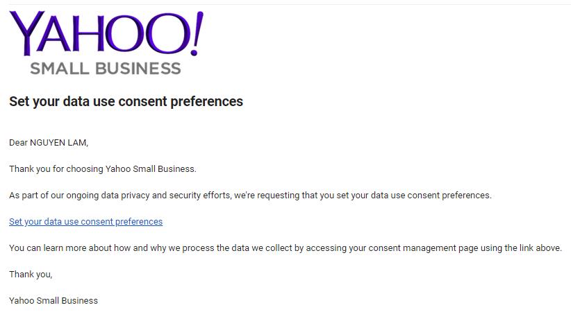 Đăng Ký Domain .COM . NET .ORG Free 1 Năm Với Giá 0đ Của Yahoo Small Business 64