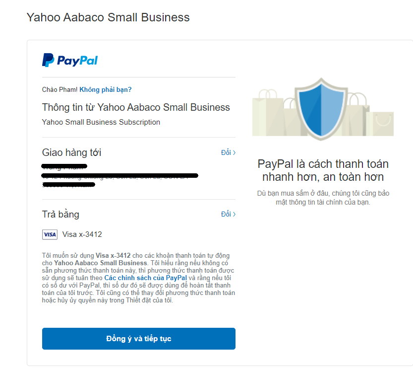 Đăng Ký Domain .COM . NET .ORG Free 1 Năm Với Giá 0đ Của Yahoo Small Business 57