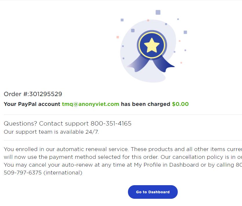 Đăng Ký Domain .COM . NET .ORG Free 1 Năm Với Giá 0đ Của Yahoo Small Business 58