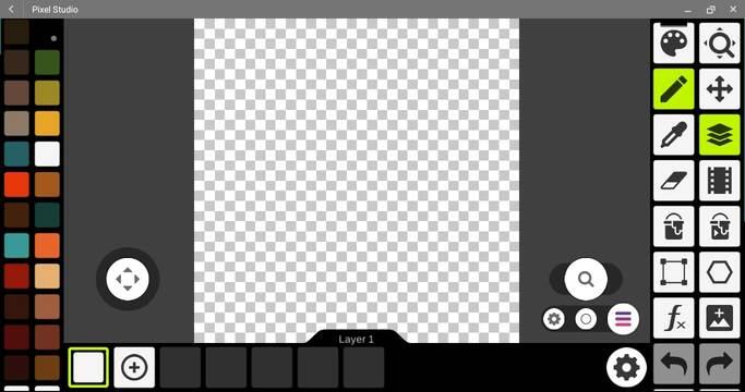 Hướng Dẫn Vẽ Pixel Art Trên Điện Thoại Với Pixel Studio 10