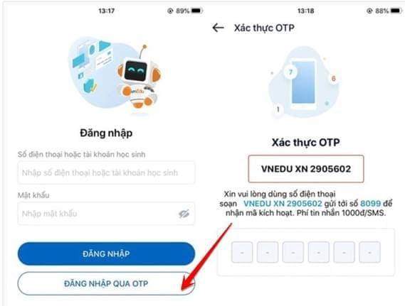 nhận dung lượng 3G Vinaphone miễn phí từ vnEdu