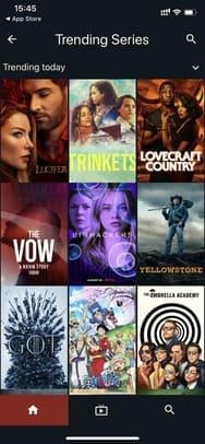 Mẹo xem phim NetFlix miễn phí trên Android và iOS với Watched 4