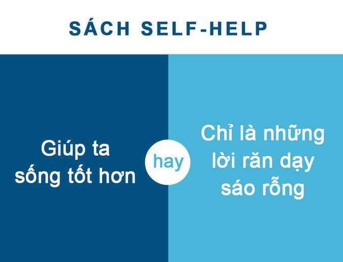 Sách Self-Help
