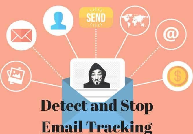 chặn theo dõi email