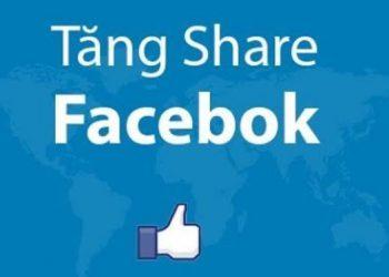 tăng share fb