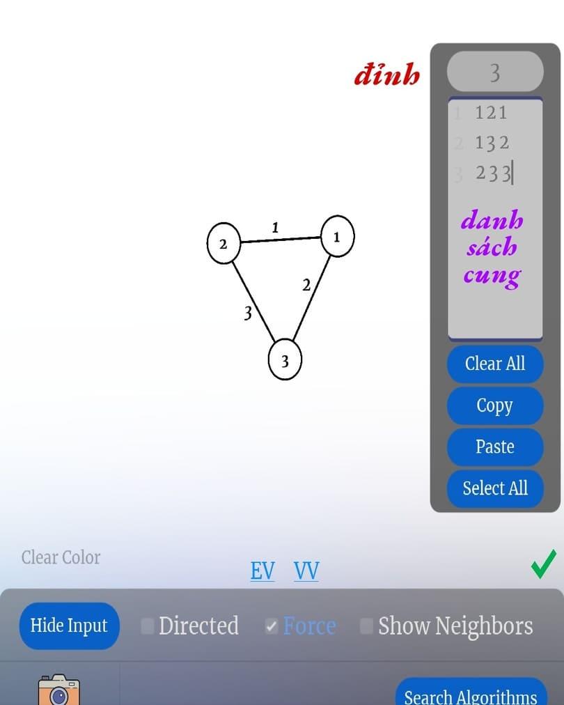 Học Lý Thuyết Đồ Thị với Graph Engine trên Windows và Android 15