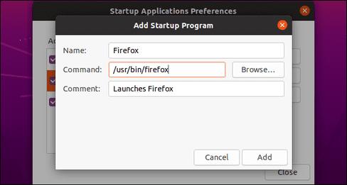 Cách quản lý chương trình Startup trên Ubuntu Linux 7