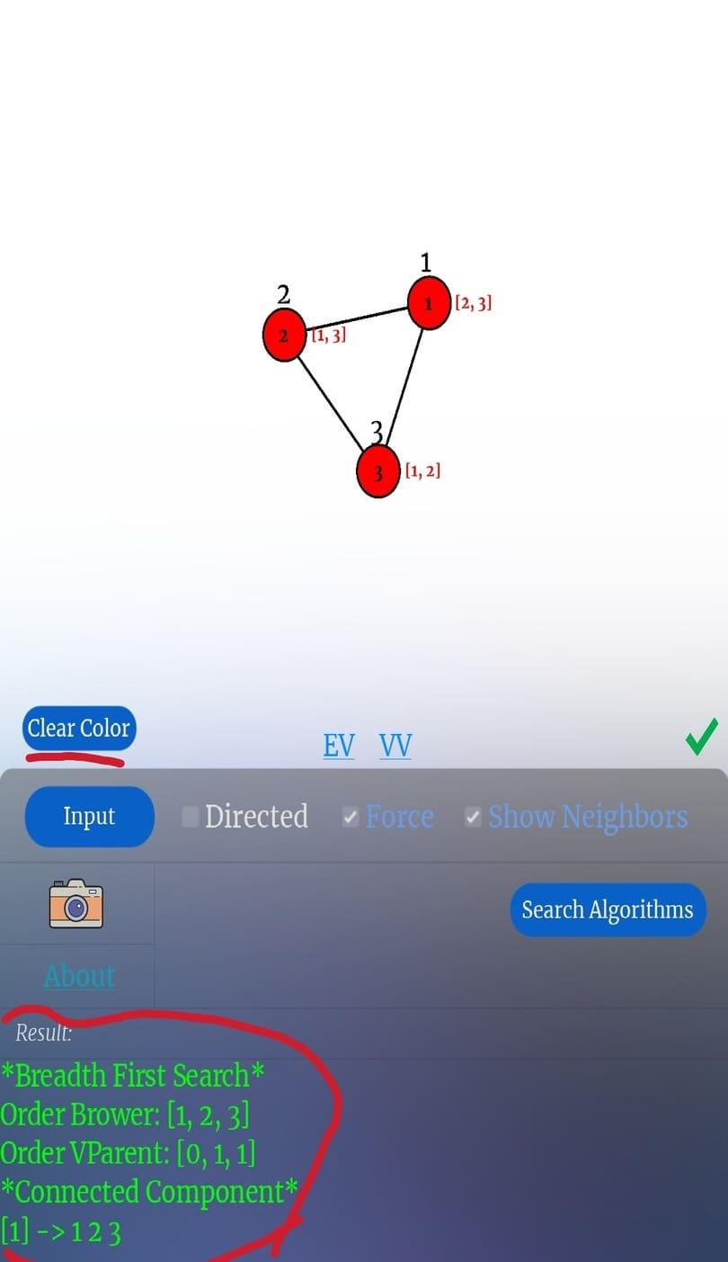 Học Lý Thuyết Đồ Thị với Graph Engine trên Windows và Android 26