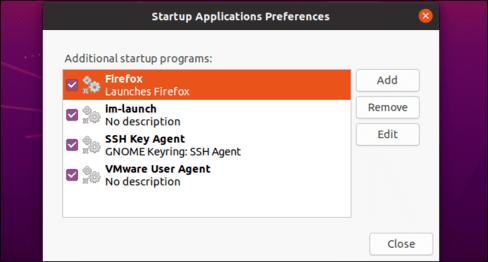 Cách quản lý chương trình Startup trên Ubuntu Linux 8