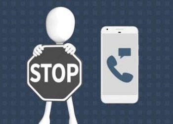 chặn số điện thoại rác