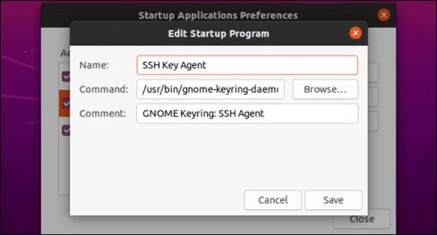 Cách quản lý chương trình Startup trên Ubuntu Linux 5