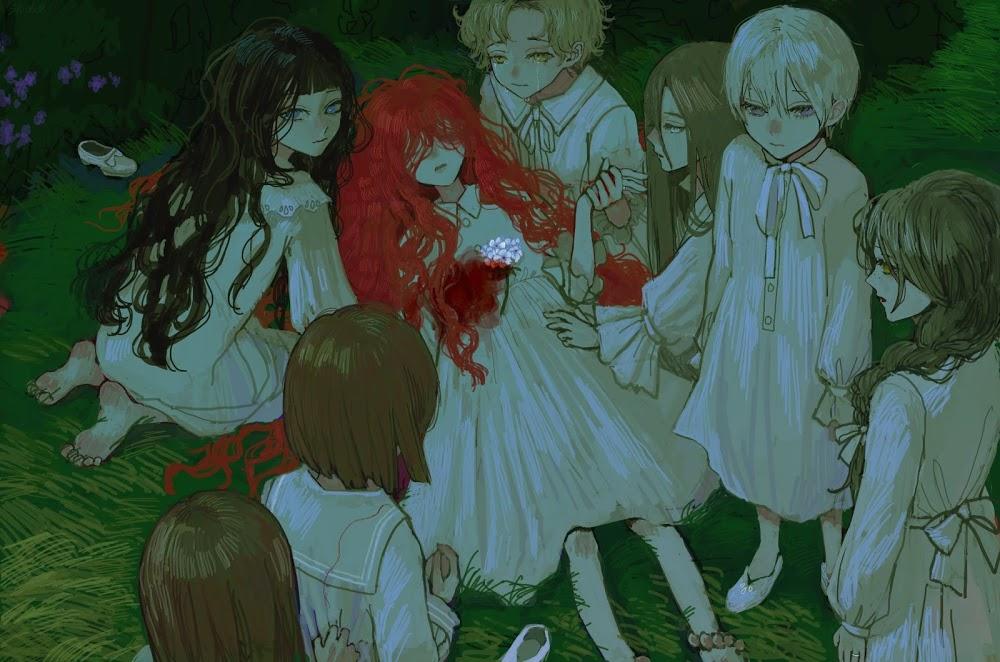 hiện trường ai đã giết cô gái tóc đỏ
