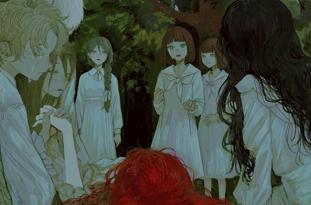 manh mối tìm hung thủ giết cô gái tóc đỏ