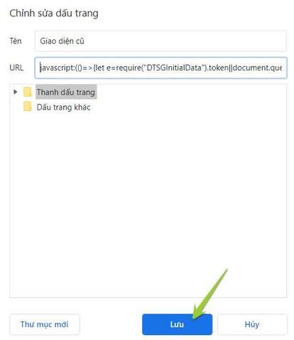 Cách mang giao diện cũ Facebook quay trở lại [Update T11/2020] 11