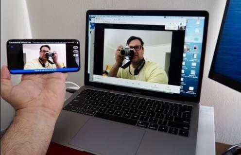 Sử dụng điện thoại cũ làm Webcam trên MacOS