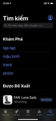 Cài game Tốc chiến trên iPhone/iPad