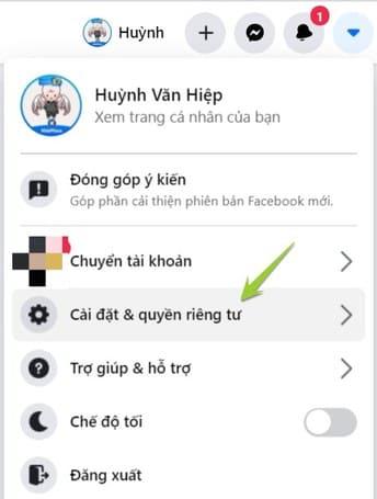 Cách ẩn thông tin cá nhân Facebook của bạn đối với người khác 13
