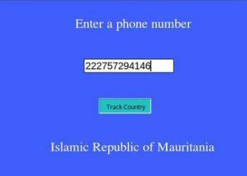 ứng dụng tra số điện thoại thuộc Quốc gia nào