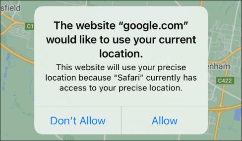 quyền riêng tư mới bạn cần biết trong ios14