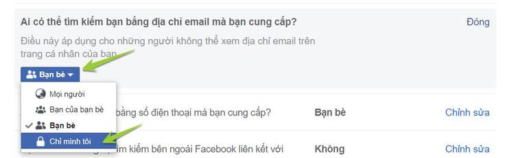 Cách ẩn thông tin cá nhân Facebook của bạn đối với người khác 15
