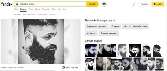 Yandex Images