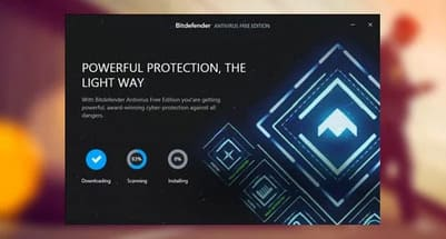 Phiên bản miễn phí của Bitdefender Antivirus