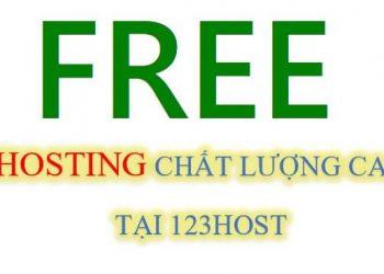 FREE HOSTING 123HOST