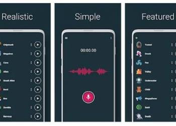 top app thay đổi giọng nói android