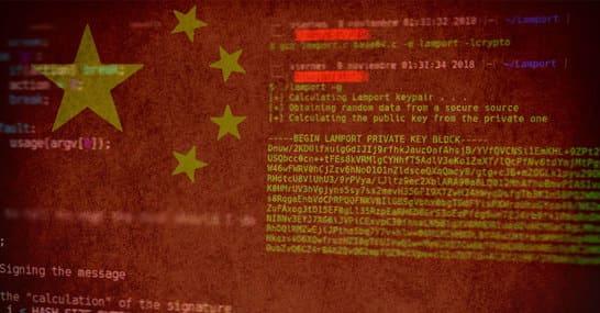 Nhóm Hacker APT của Trung Quốc nhắm mục tiêu vào vào lĩnh vực truyền thông, tài chính và điện tử 4