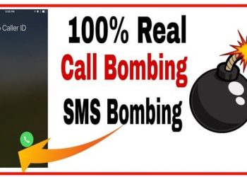 sms call bombing