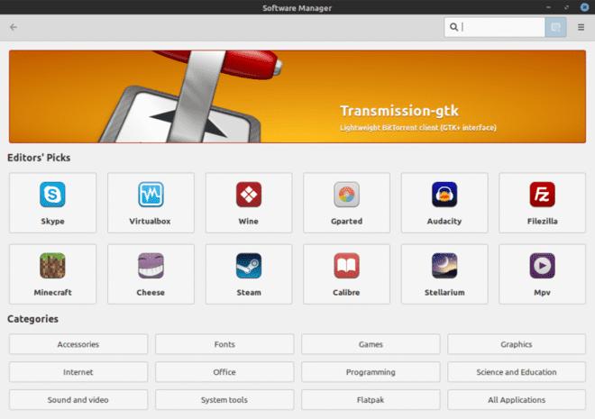 Nhiều phần mềm hổ trợ linux