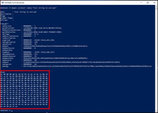 Cách Hack Password Windows đã lưu bằng Mimikatz và DAPA