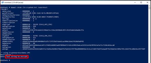 Cách Hack Password Windows đã lưu bằng Mimikatz và DAPA 37
